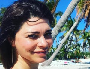 Antonella Ríos se defiende de las críticas por foto a lo Kardashian