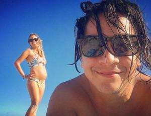 Fernando Godoy se convirtió en padre y lo anunció con emotiva fotografía