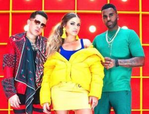 """Sofía Reyes presenta """"1, 2, 3"""" feat. Jason Derulo y De La Ghetto"""