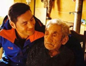 Falleció Don Celino, el hombre más longevo de Chile