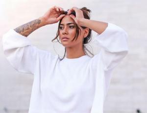 Así lucía Camila Recabarren la primera vez que postuló a Miss Chile