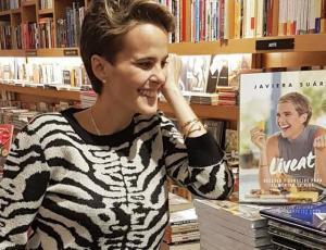 "Javiera Suárez lanzó ""Liveat"":  ""Vengo a compartir lo que yo he hecho para poder ser feliz"""