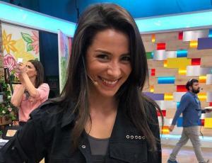 Loreto Aravena muestra la reacción de su hija al saber que dormirá sola