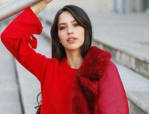 Fernanda  Figueroa funó a usuaria que la criticó por ser delgada