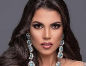 Joven venezolana se corona como Miss Chile 2018