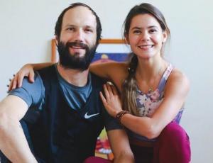 El viaje espiritual de Marita García y su pololo