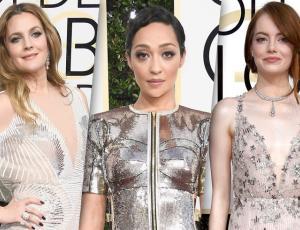 Los mejores looks en la alfombra roja de los Golden Globes 2017