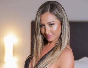 Nicole Moreno publicó video íntimo junto a su pololo por error