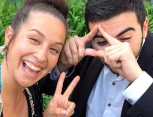 ¿Qué fue del joven que invitó a Denise Rosenthal a comer completos con la Tarjeta Junaeb?