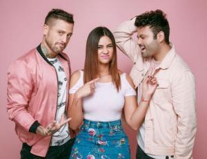 Camila Recabarren, Pascual Fernández y Suro Solar estrenan nuevo canal en Youtube