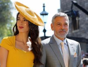 El look de los famosos en la boda real