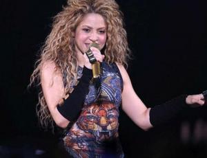 """Shakira cambia la letra de """"Inevitable"""" en pleno concierto"""