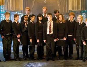 Revelan romance entre actores de Harry Potter