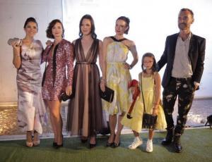 Todos los looks de la Green Carpet de H&M