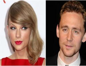 Guardaespaldas de Taylor Swift es idéntico a su exnovio Tom Hiddleston