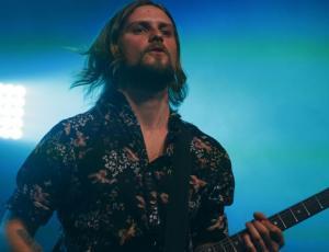 El exitoso debut de Jean Philippe Cretton en Lollapalooza