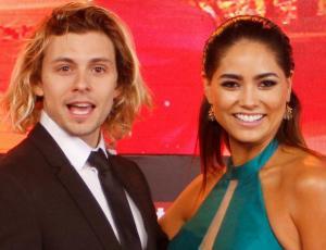 Camila Recabarren y Joaquín Méndez terminaron su relación