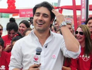 Jorge Zabaleta recordó a Felipe Camiroaga con inédita fotografía