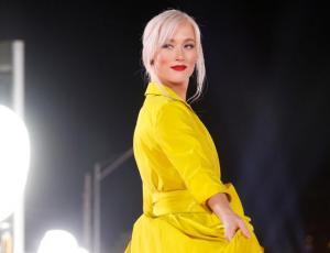 Entrevista de Vesta Lugg en la gala se convierte en meme