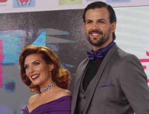 Raquel Argandoña reveló que diseñador dejó sin terminar vestido de Eugenia Lemos