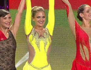 """Actrices se lucieron compitiendo en la """"Olimpiatón"""""""