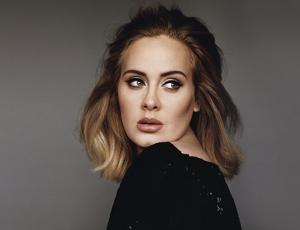 """Adele deslumbra en la portada de """"Vogue"""""""