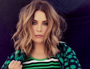 "Ashley Benson revela que la rechazaron por ser ""demasiado gorda"""
