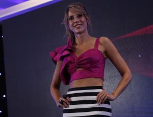 """La comediante Alejandra Azcárate aseguró que le encanta ser una """"vil desconocida"""""""
