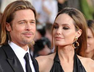 Angelina Jolie quiere divorciase cuanto antes de Brad Pitt