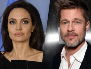 Angelina Jolie acusa a Brad Pitt de no pagar pensión de alimentos de sus seis hijos