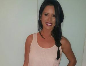 Las románticas fotos de Angie Alvarado junto a su pololo