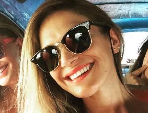 Famosos anteojos de Mayte Rodríguez también los tiene Alexis