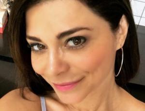 La destapada y sensual foto que subió Antonella Ríos a su cuenta de Instagram