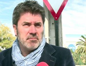 """""""Pollo"""" Valdivia criticó a su ex compañera Francisca Undurraga"""