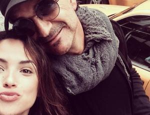 Esta es Adria, la hija de Ricardo Arjona que cautiva en Hollywood e Instagram