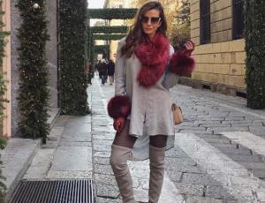 Aylén Milla volvió a Instagram como bomba sexy y con un mensaje