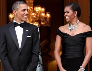 Estos son los comentados retratos de Barack y Michelle Obama