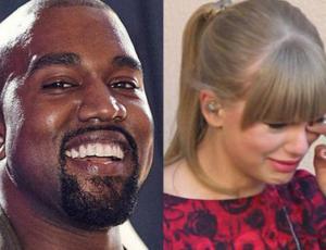 Fans de Kanye West armaron estrategia para boicotear lanzamiento de nuevo disco de Taylor Swift