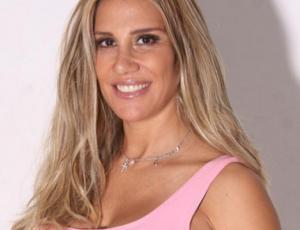 Belén Hidalgo presentó a su segunda hija