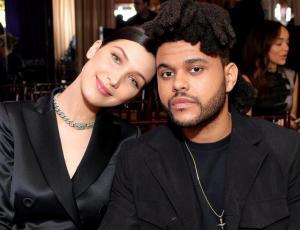 The Weeknd es captado con Bella Hadid tras quiebre con Selena Gomez