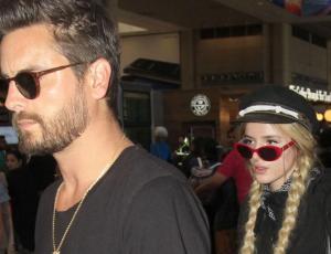 Bella Thorne volvió con Scott Disick