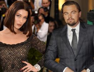 Se rumorea romance entre Bella Hadid y Leonardo DiCaprio