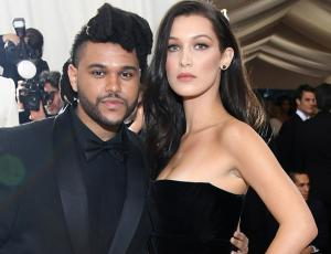 "Bella Hadid termina su noviazgo con ""The Weekend"""