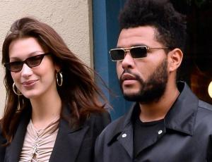 The Weeknd y Bella Hadid están cerca de casarse