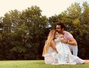 Benjamín Vicuña habló sobre el nacimiento de su hija Magnolia