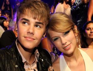Justin Bieber cantó una canción de Taylor Swift y ella respondió