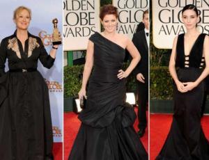 Actrices protestarán con su vestuario en contra del acoso sexual en Hollywood
