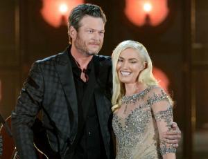 El romántico dueto de Gwen Stefani y Blake Shelton