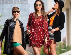 Las tres Fashion Bloggers más famosas de Chile juntas por primera vez