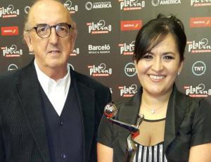 """""""El Botón de Nácar"""" obtiene el primer Premio Platino para el cine nacional"""
